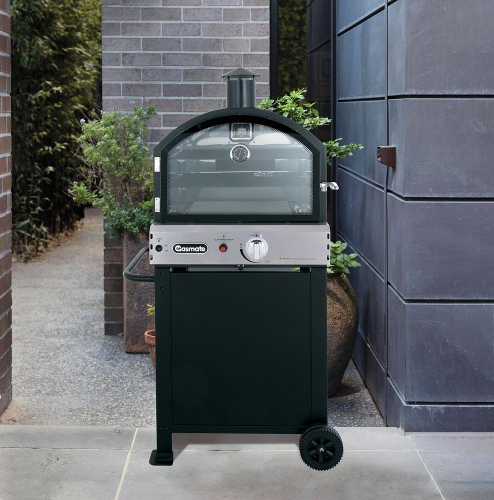 Gasmate Crosta Pizza Oven With Internal Light & Stand image
