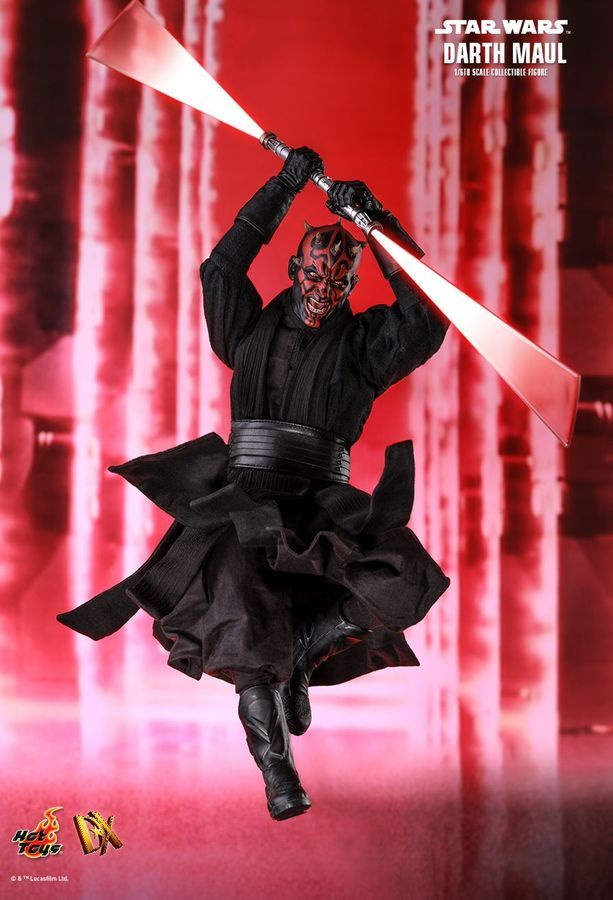 "Star Wars: Darth Maul - 12"" Articulated Figure image"