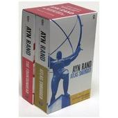 Ayn Rand Boxed Set: Atlas Shrugged / The Fountainhead by Ayn Rand