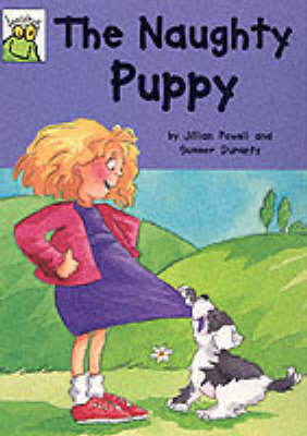 The Naughty Puppy by Jillian Powell