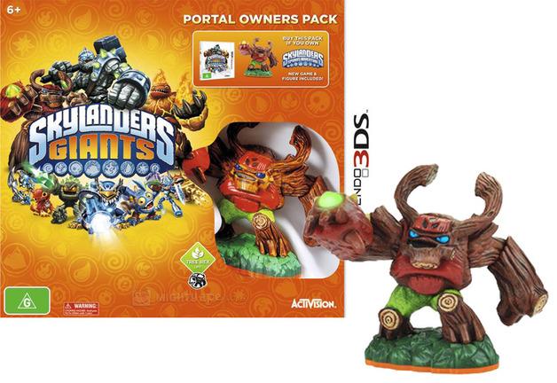 Skylanders Nintendo 3ds Buy Now At Mighty Ape Nz
