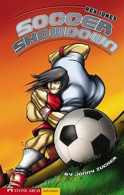 Soccer Showdown by Jonny Zucker image