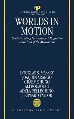 Worlds in Motion by Douglas S Massey image