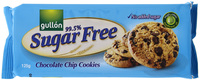 Gullon Sugar Free Chocolate Chip Cookies