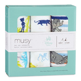 Aden + Anais: Disney Baby Musy - The Jungle Book (3 Pack Muslin Squares)