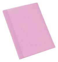 FM: A4 Display Book - Pastel Piglet Pink (20 Pocket)