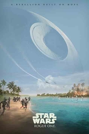 Star Wars Rogue One Built On Hope Maxi Poster (639)
