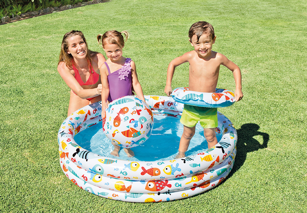 Intex: Fishbowl - Pool Set