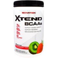 Scivation X-Tend BCAAs - Kiwi Strawberry (384g/30 Serves)