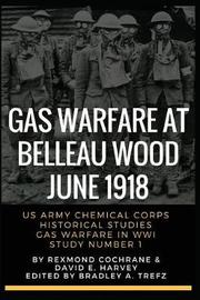 Gas Warfare at Belleau Wood, June 1918 by David Harvey