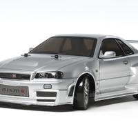 Tamiya: 1/10 Skyline GT-RZ Tune R34 TT-02 Drift