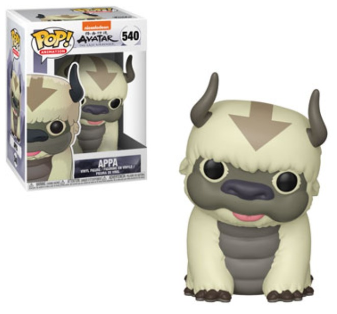Avatar - Appa Pop! Vinyl Figure image