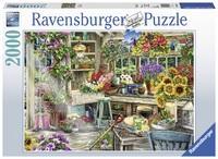 Ravensburger: 2,000 Piece Puzzle - Gardener's Paradise