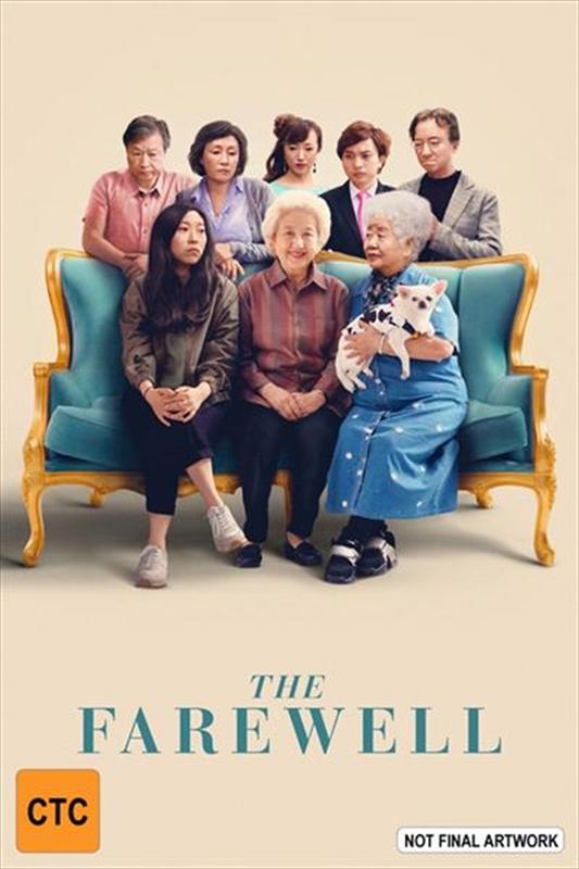The Farewell on DVD