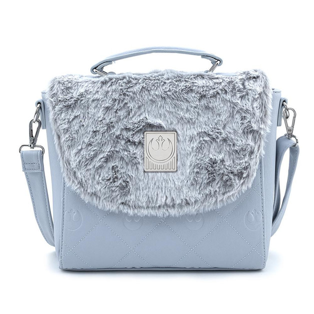 Loungefly: Star Wars - Empire 40th Hoth Faux Fur Xbody Bag