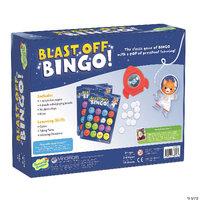 Peaceable Kingdom: Blast Off Bingo! - Cooperative Game