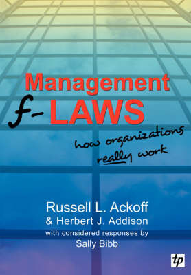 Management F-laws by Russell L. Ackoff image