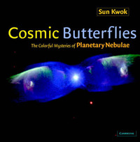 Cosmic Butterflies by Sun Kwok