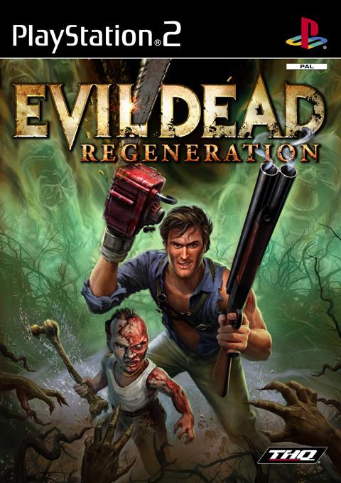 Evil Dead: Regeneration for PlayStation 2