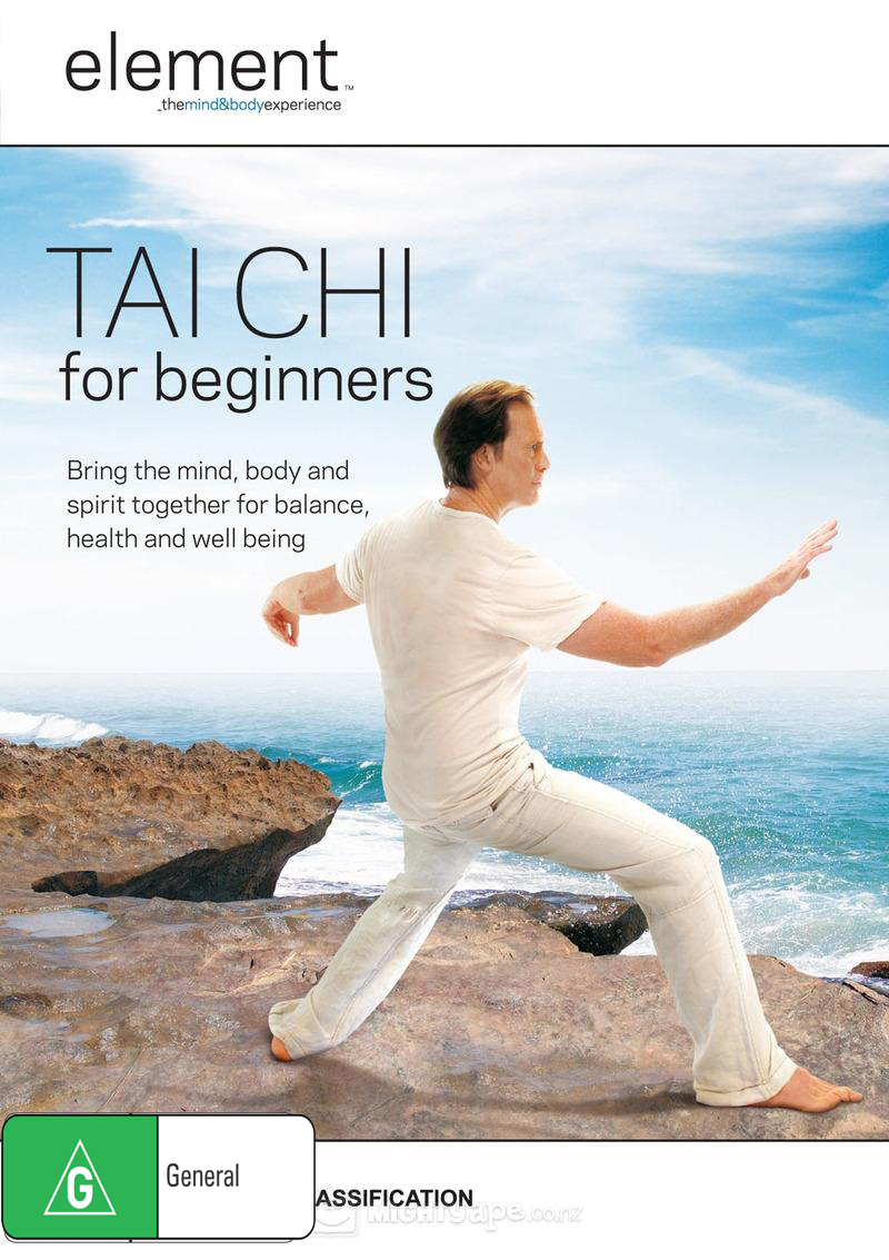 Element: Tai Chi For Beginners on DVD image
