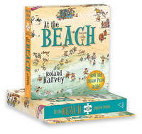 At the Beach Book and Jigsaw Puzzle by Roland Harvey