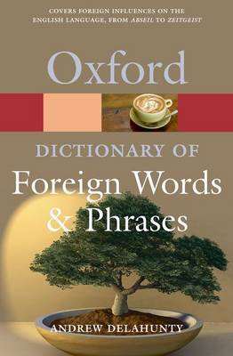 Oxford Dictionary of Foreign Words and Phrases image
