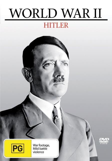 World War II - Hitler  on DVD image