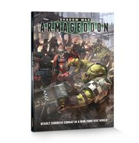 Shadow War: Armageddon Softback Rulebook