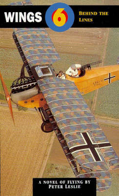 Wings: Bk. 6 by Peter Leslie image