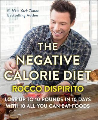The Negative Calorie Diet by Rocco DiSpirito image