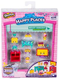 Shopkins: Happy Places - Season 2 Decorator Pack Mousy Hangout
