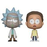 Rick + Morty - Vynl. Figure 2-Pack