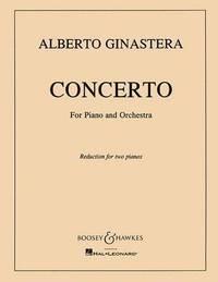 Piano Concerto No. 1, Op. 28 by Alberto E Ginastera image