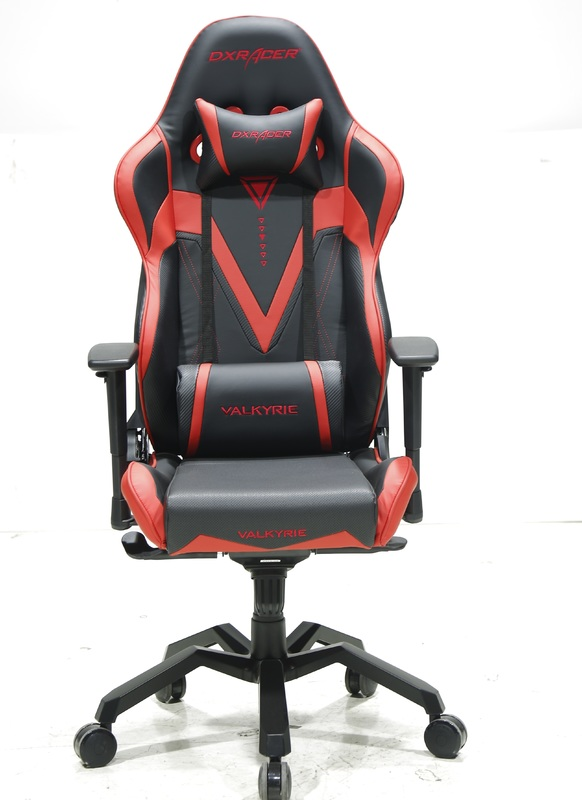 dxracer valkyrie series vb03 gaming chair red in stock buy