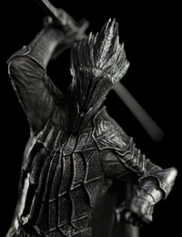 The Hobbit: The Witch-king Of Angmar: Dol Guldur - Environment Statue