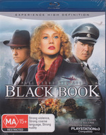 Black Book on Blu-ray
