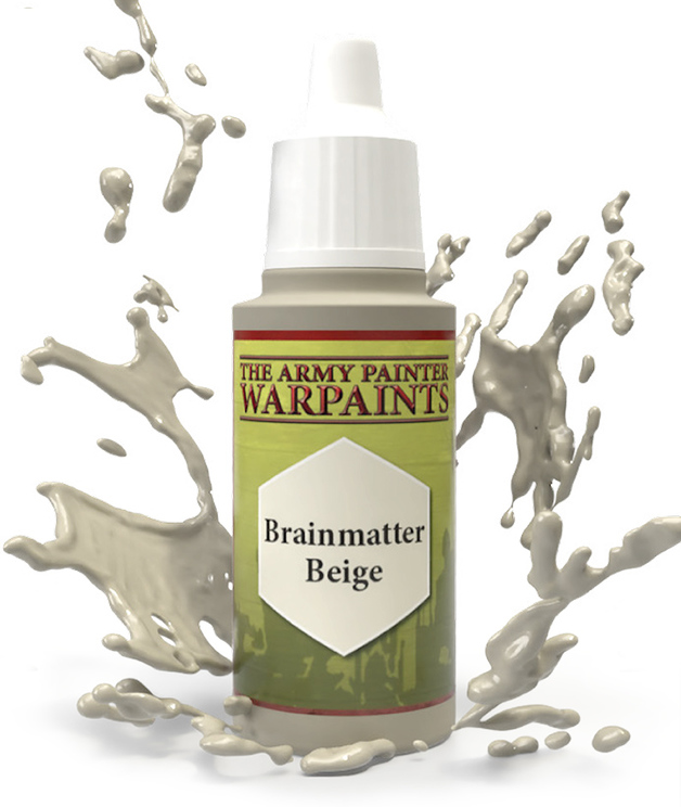 Army Painter: Warpaints - Brainmatter Beige