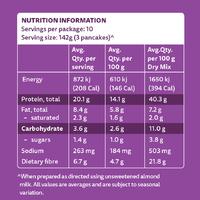 PBCo. Protein Pancake Mix 300g