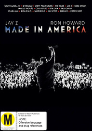 Made in America on DVD