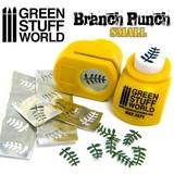 Green Stuff World - Miniature Branch Punch (Yellow)