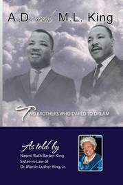 Ad and ML King by Naomi Ruth Barber King