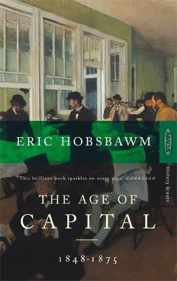 The Age Of Capital by Eric Hobsbawm image