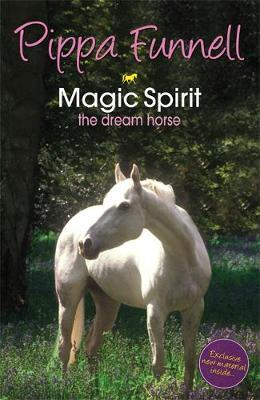 Tilly's Pony Tails: Magic Spirit by Pippa Funnell image