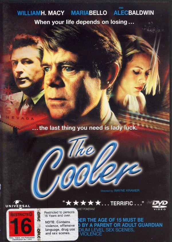 Cooler (The) on DVD image