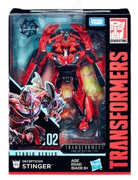 Transformers: Generations - Deluxe - Stinger