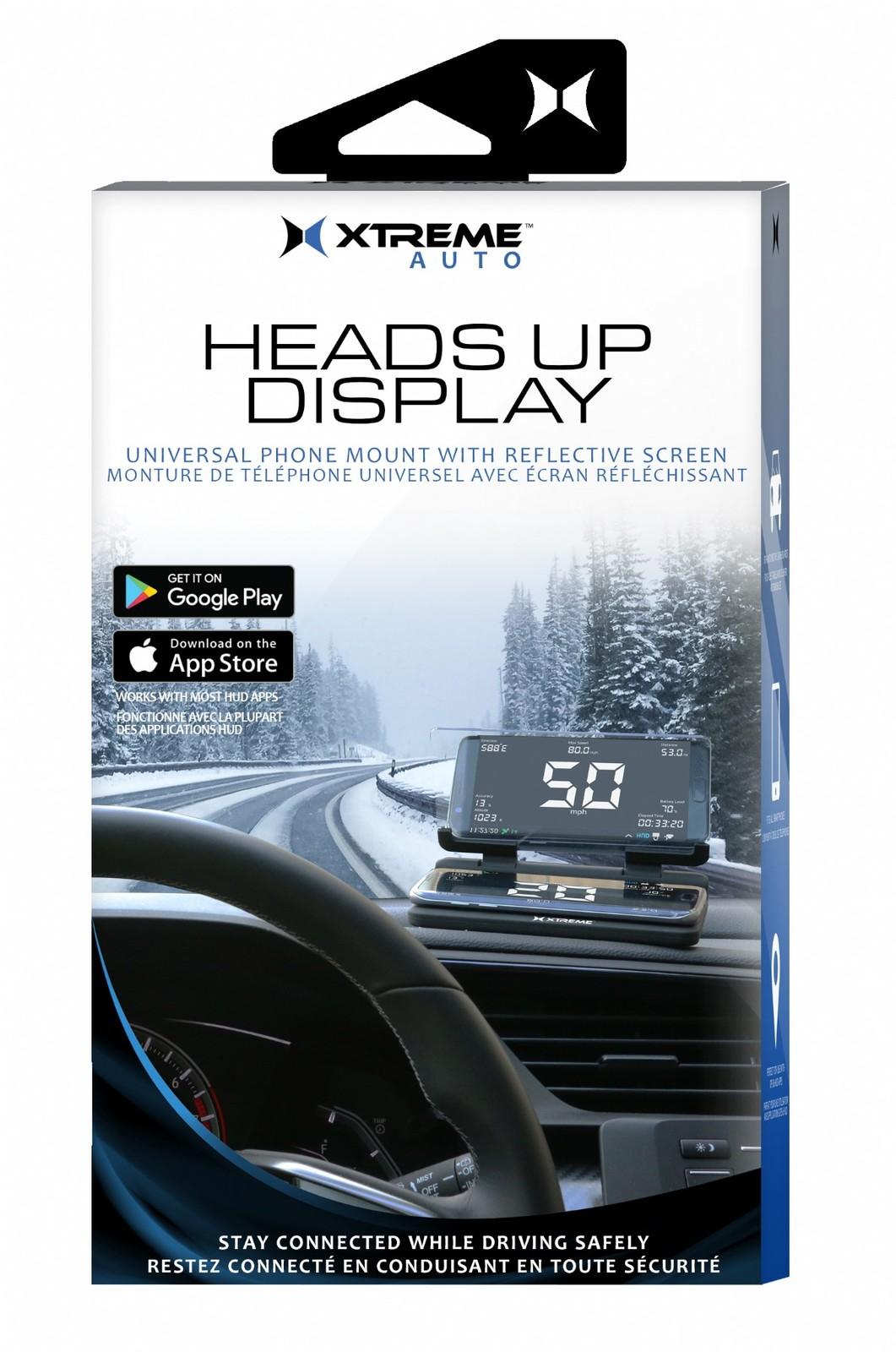 Xtreme: Heads Up Display image