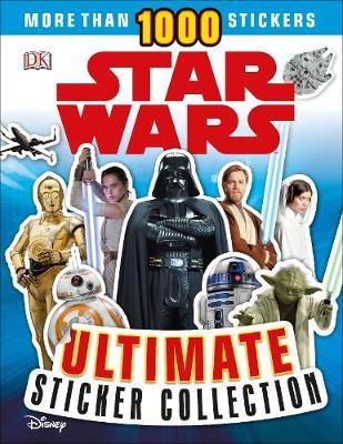 Star Wars Ultimate Sticker Collection by Shari Last