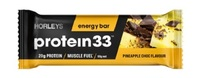 Horleys Protein 33 Muscle Bars - Pineapple Chocolate (1 x 60g)