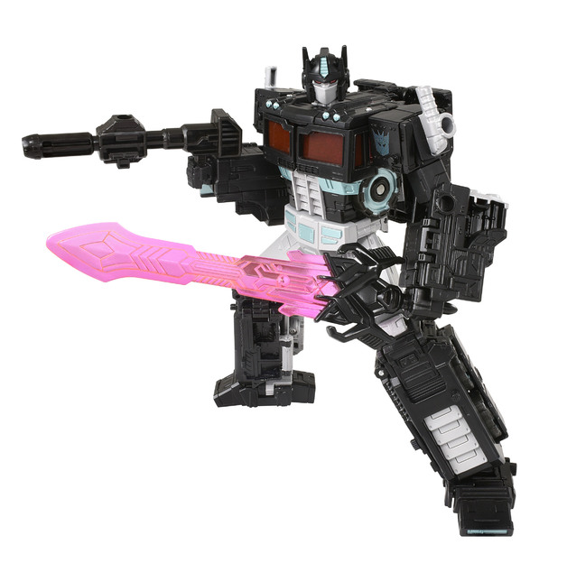 Transformers: War For Cybertron - SG-06 Nemesis Prime