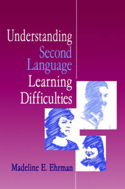 Understanding Second Language Learning Difficulties by Madeline E. Ehrman image